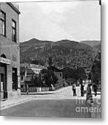 Bosnia - Sarajevo C1947 Metal Print