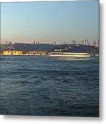 Bosphorus Metal Print