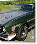 Boss 351 Mustang Metal Print