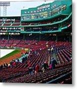 Boston 10 Metal Print