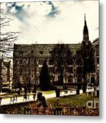 Boston College Metal Print