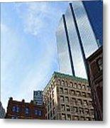 Boston Ma Architecture 2 Metal Print