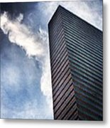 Boston Monolith Metal Print