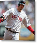 Boston Red Sox V. New York Yankees Metal Print