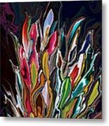 Botanica 3 Metal Print