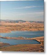Boulder, Co, Boulder Reservoir Metal Print
