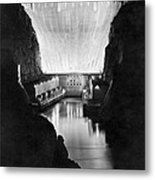 Boulder Dam Metal Print