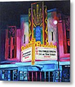 Boulder Theater Metal Print
