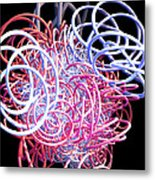 Bouncing At The Old Kings Arms Metal Print