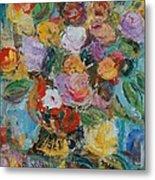 Bouquet 2 - Sold Metal Print