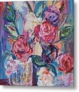Bouquet 3 - Sold Metal Print
