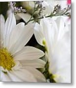 Bouquet Of Daisies Metal Print