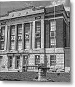 Bourbon County Courthouse 3 Metal Print