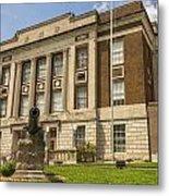 Bourbon County Courthouse 4 Metal Print