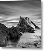 Bow Fiddle Rock 1 Metal Print by Dave Bowman