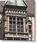 Bowfront City Hall Wroclaw Metal Print