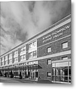Bowling Green State University Bowen-thompson Student Union Metal Print by University Icons