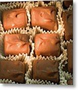 Box Of Chocolates Metal Print