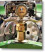 Boyce Motometer Metal Print