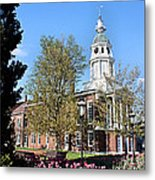 Boyle County Courthouse 3 Metal Print