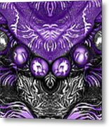 Branched Within Metal Print