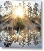 Brand New Day Metal Print