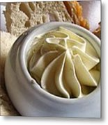 Bread And Butter Metal Print