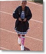 Breast Cancer Games 7310 Metal Print