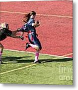 Breast Cancer Games 7399 Metal Print