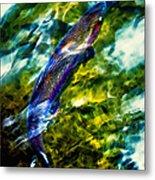 Breathing Water Metal Print