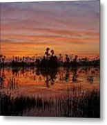 Breathtaking Florida Metal Print