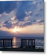 Breathtaking Sunset Metal Print