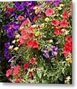 Breckenridge Bouquet Metal Print