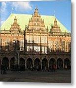 Bremen Town Hall Germany Metal Print