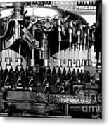 Brew Machine Metal Print