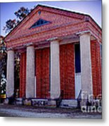 Brick Church Metal Print