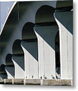 Florida Overseas Highway Metal Print