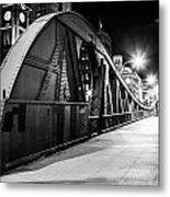 Bridge Arches Metal Print