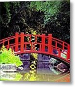 Bridge Front Metal Print