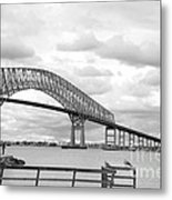 Bridge II Metal Print