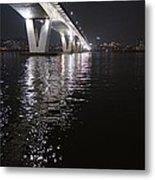 Bridge Korea Metal Print