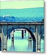 Bridge Of Arches Metal Print