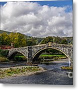 Bridge Of Swearing Metal Print