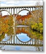 Bridge Over The River Kwai Metal Print
