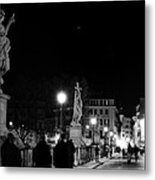 Bridge To St Peter's Metal Print