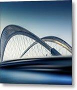 Bridge#1 Metal Print
