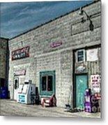 Bridgewater Depot Metal Print