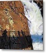 Bridging The Chasm 03 Metal Print