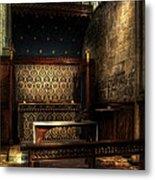 Bridlington Priory Metal Print