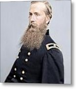 Brigadier General Charles K Graham Metal Print